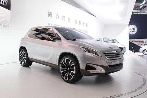 Оглашены цены на новый кроссовер от Peugeot