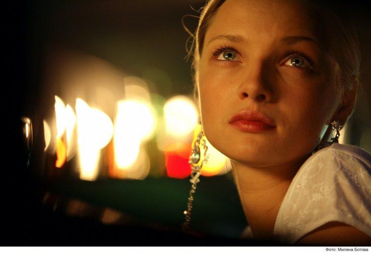 Екатерина Вилкова впервые появилась на светском мероприятии