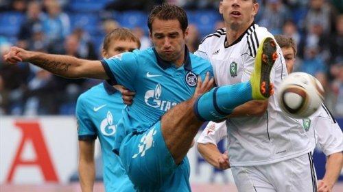 У Романа Широкова возник серьезный конфликт с тренером Зенита
