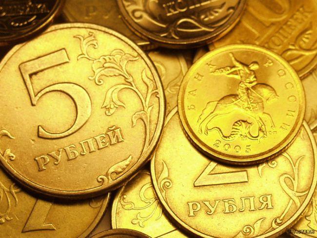 Рубль начал постепенно укрепляться