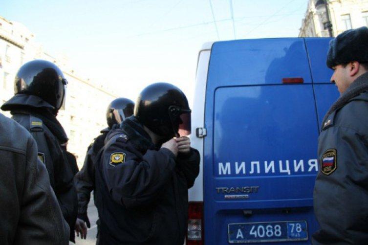 В Петербурге задержан мужчина, подозреваемый в нападении на пенсионеров