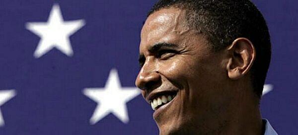 Барак Обама в тренажерном зале