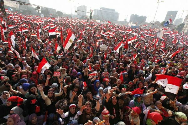 Новый президент Египта обещает бороться с насильниками