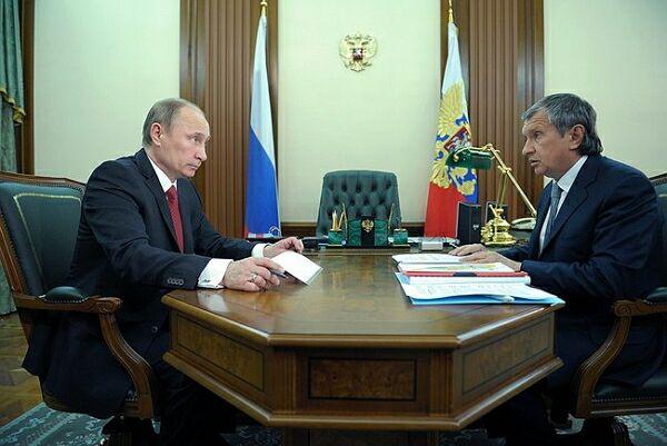 Нефтяные соглашения как оберег от санкций