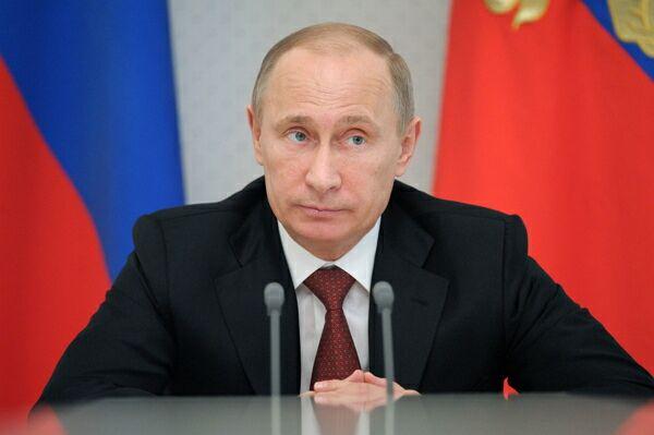 Призидент РФ обьясняет возможную причину крушения боинга
