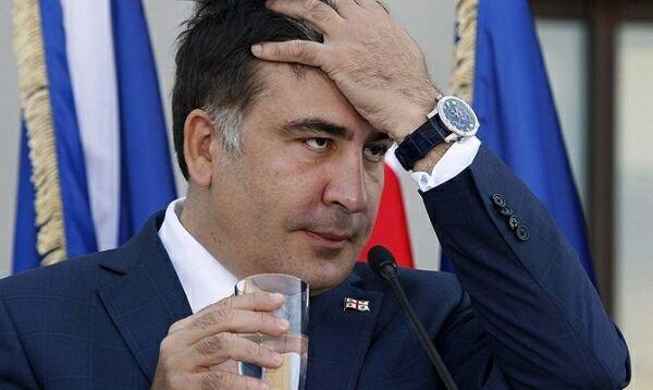 Саакашвили отдохнул на пять «лимонов» теперь ему грозит тюремное заключение