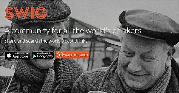 Появилась первая социальная сеть для пьющих