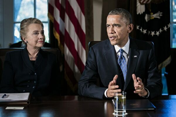 Обама: «Хилари Клинтон – идеальный будущий президент»