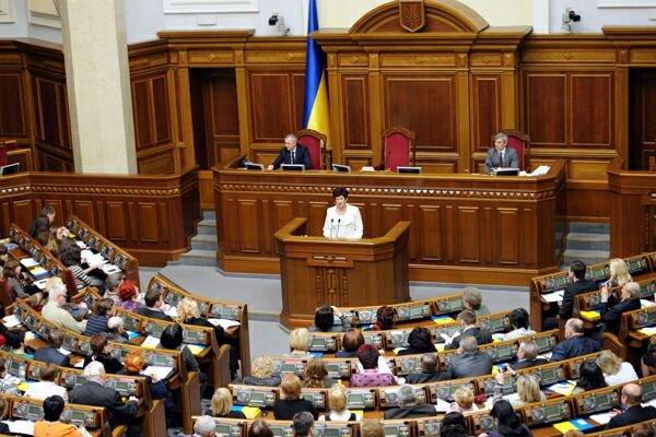 Украинские депутаты будут рассматривать вопрос о выходе страны из СНГ