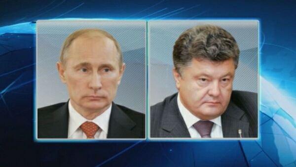 Ушаков: «Президенты России и Украины беседуют исключительно в деловом тоне»