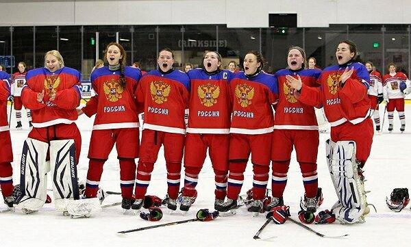 Российские хоккеистки завоевали медаль ЧМ