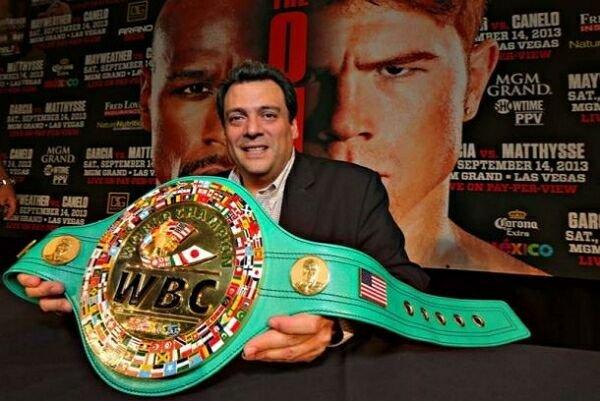 Президент WBC: «На боксерском ринге доминируют россияне»