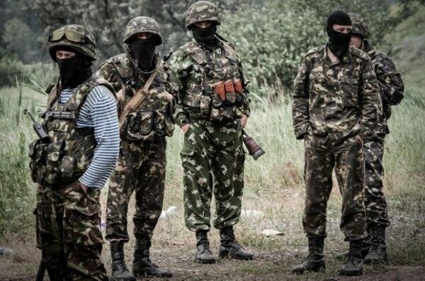 Бойцы батальона «Айдар» требуют вывода своей бригады из зоны АТО