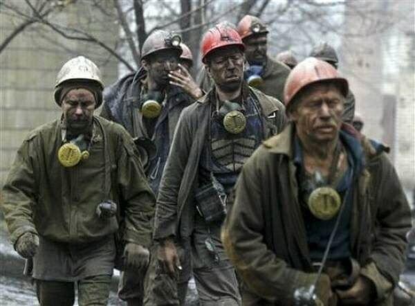 Из-за взрыва на шахте им. Засядько в Донецке погибло 30 человек