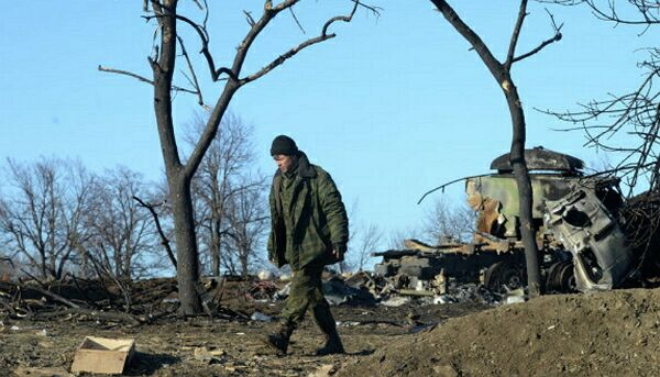 МЧС ЛНР: Совершён миномётный обстрел шахты