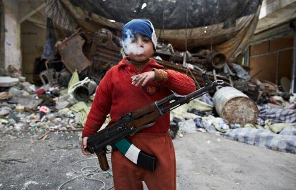 Детская армия ХАМАС