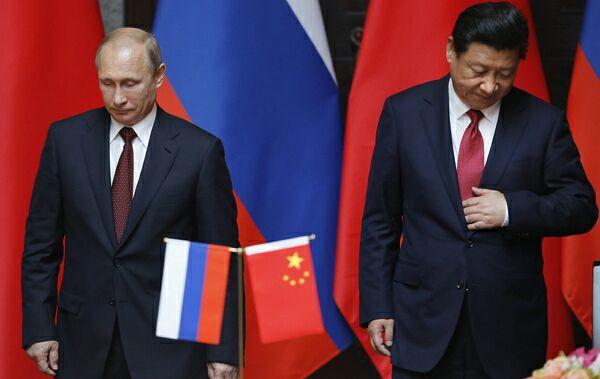 МИД РФ и Китая