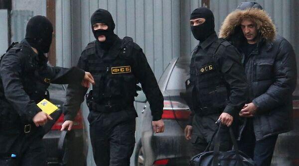 задержание Сергея Карепкина