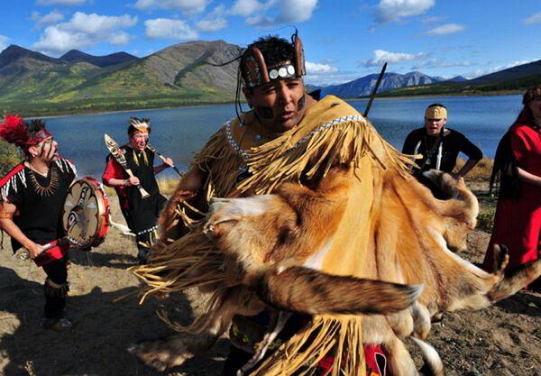 коренные народы Аляски