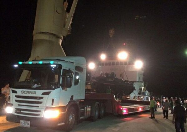 Украина поставила Тайланду 5 танков «Оплот-Т»