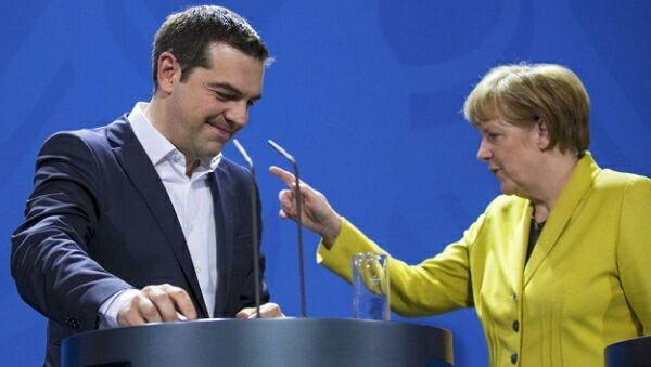 Германия пригрозила Греции исключением из стран членов Евросоюза