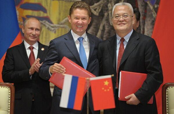 Для Китая Россия теперь главный нефтяной поставщик