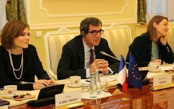 РФ и Французская сторона договорились о взаимном признании образования