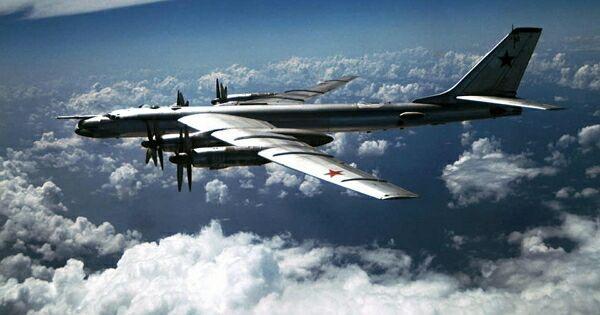 В районе Хабаровска разбился стратегический бомбардировщик Ту-95