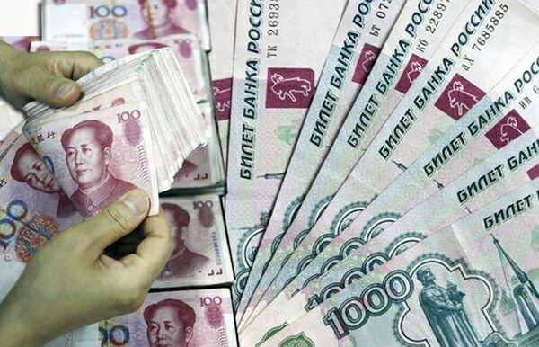 Рубли будут ходить в одном из городов Китая