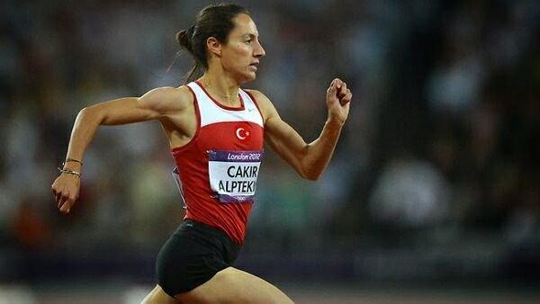 Бегунью из Турции лишили золота ОИ-2012 за допинг