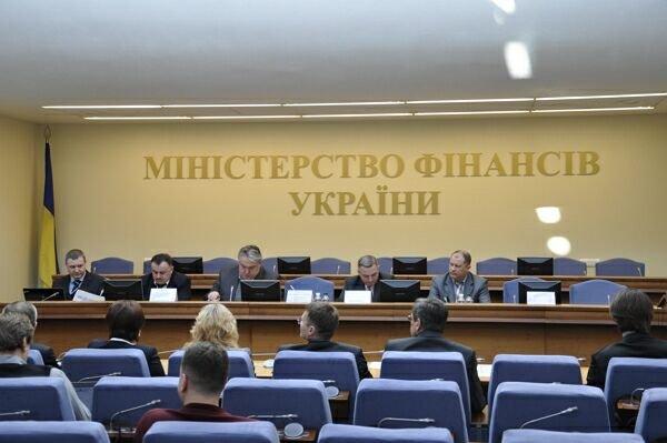 Глава Минфина Украины: еще немного и дефолт