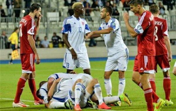 15 футболистов сборной Люксембурга отравились перед игрой с белорусами