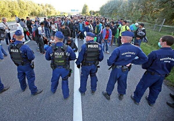Более 9 тысяч человек задержаны в Венгрии за незаконное пересечение границы