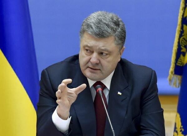 Украинские санкции в отношении РФ будут действовать год