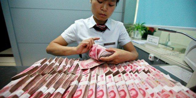 Отток капитала из Китая стал максимальным за всю историю