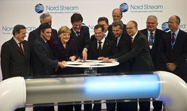 """Угроза монополизации европейского рынка из-за """"Северного потока""""."""