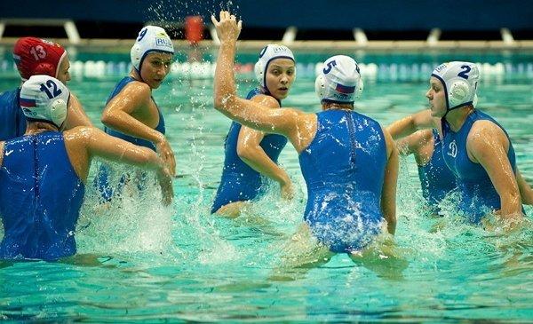 Россиянки крупно победили сборную Турции на европейском первенстве по водному поло