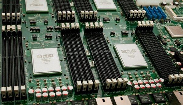 «Эльбрус-8С» - процессор от российских разработчиков