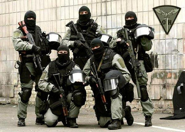 Решение киевского суда по найденному оружию