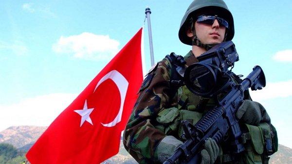 Враждебность Турции с давних времен…