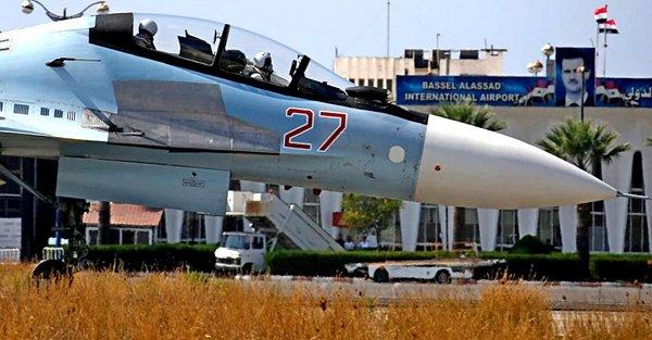 Сирийская армия при поддержке ВКС России штурмует Карьятейн