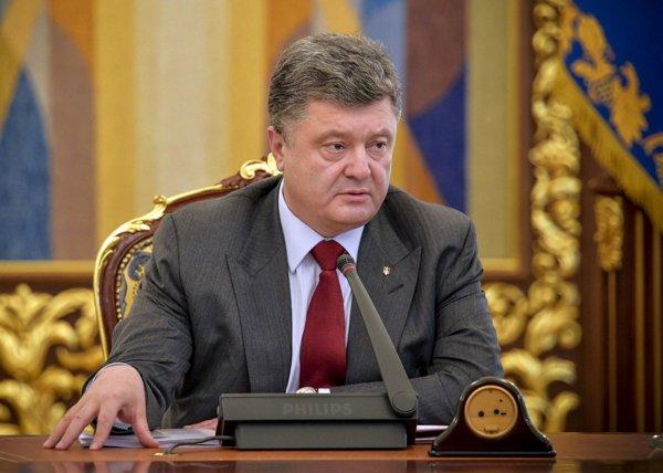 Мнение президента Украины по ключевым вопросам