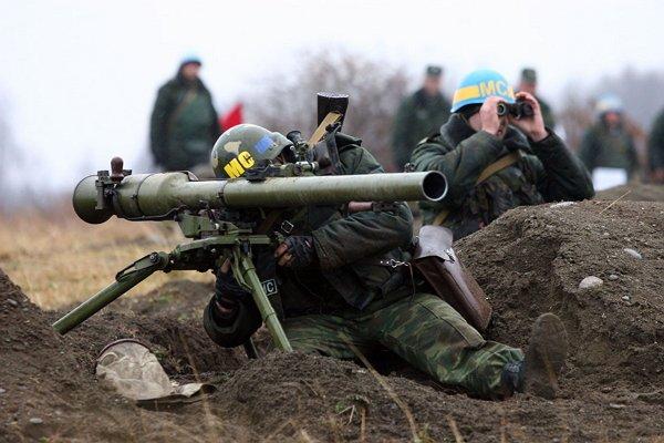 Российские военные справились с «атакой» в Приднестровье
