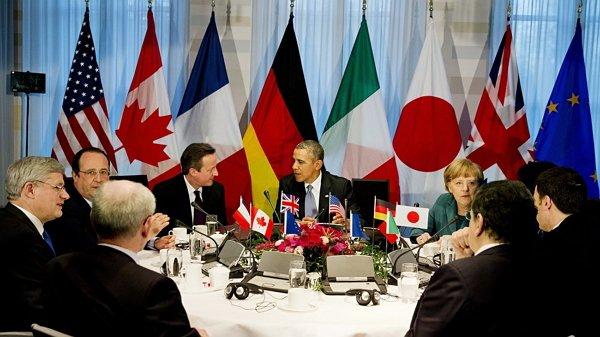 Перспективы возвращения России в «Большую восьмерку»