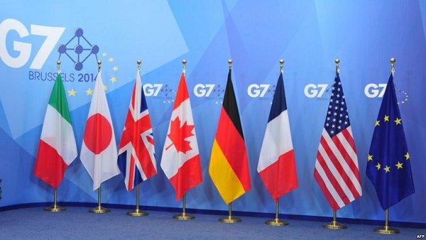 Представители Большой семерки объявили условия отмены санкций для России