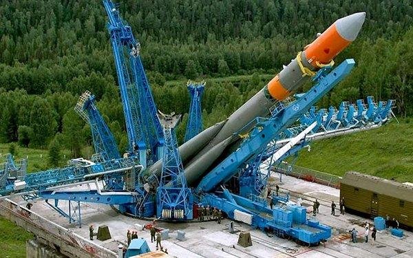На космодроме «Восточный» успешно прошел запуск первой ракеты-носителя