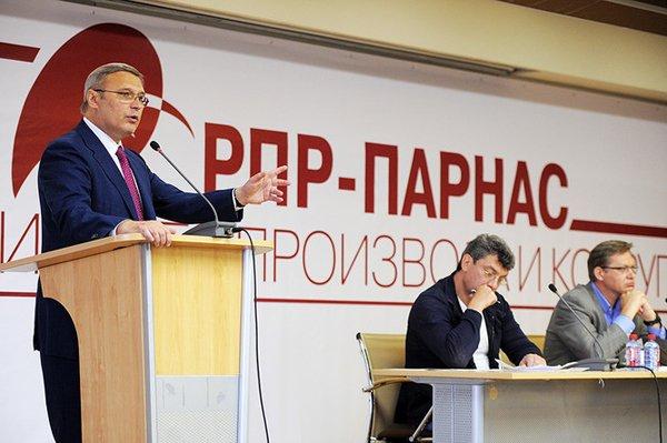 Навальный: Руководство «ПАРНАСа» обязано подать в отставку после утечки личных данных