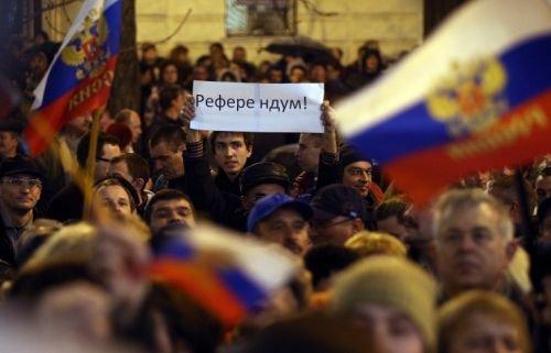 Немецкий город Квакенбрюк может признать легитимность крымского референдума