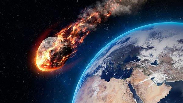 «Роскосмос» разрабатывает систему оповещения о падении астероидов