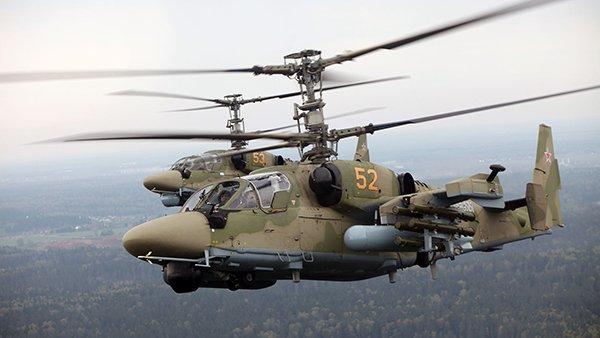 Начало изготовления новых российских вертолетов взамен украинских